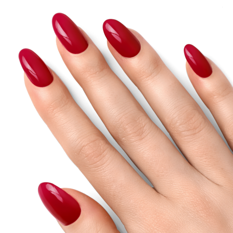 Lipstick Red - #MCRE12 - 15 ml - Gel nagellak
