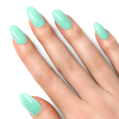 Aqua Blue - #MCSU54 - 15 ml - Gel nagellak