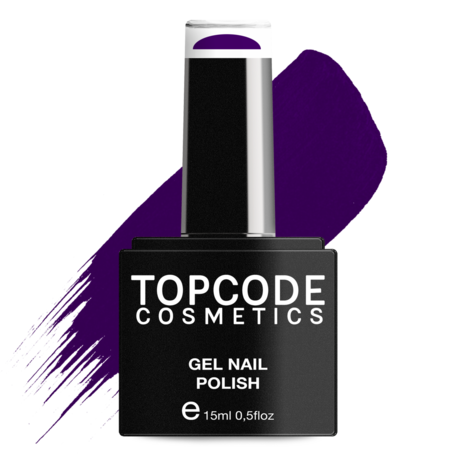 Dark blue - #MCPU03 - 15 ml - Gel nagellak