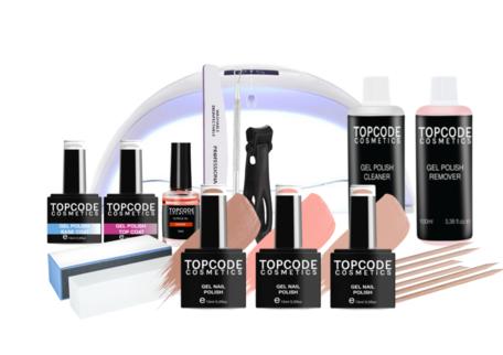 Premium Starter Set - Gellak #MCPS04 - incl. 3 nude kleuren
