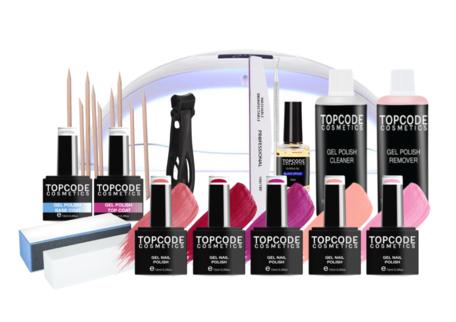 Pro Starter Set - Gellak #MCPR01 - incl. 5 kleuren