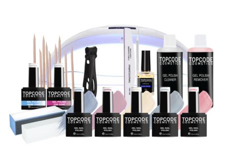 Pro Starter Set - Gellak #MCPR02 - incl. 5 kleuren