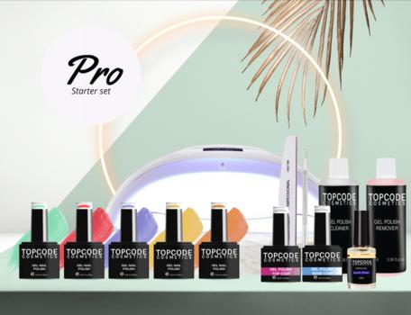 Pro Starter Set - Gellak #MCPR03 - incl. 5 kleuren