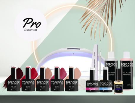 Pro Starter Set - Gellak #MCPR04 - incl. 5 kleuren