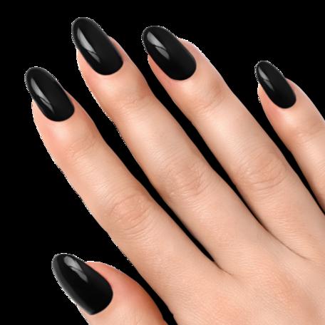 Black - #TCKE11 - 15 ml - Gel nagellak