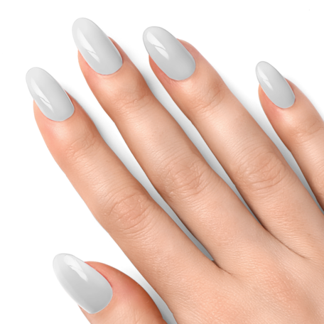 Cream White - #TCKE40 - 15 ml - Gel nagellak